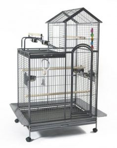 parrot_cage_two_tier
